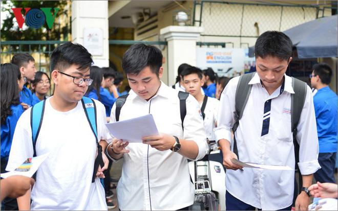 Phương án cho kỳ thi trung học phổ thông Quốc gia 2020 (16/4/2020)