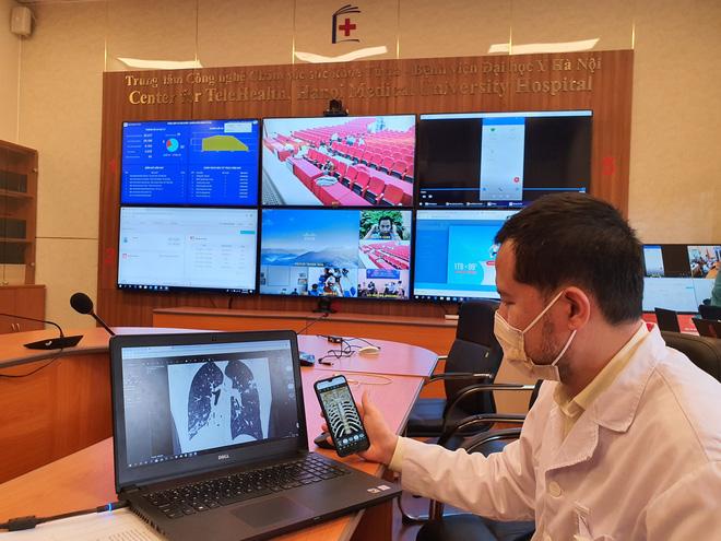 Khám bệnh từ xa, bước tiến về công nghệ trong y khoa (20/4/2020)