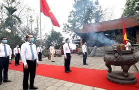Giỗ tổ Hùng Vương - Quốc lễ trong tâm thức người Việt (2/4/2020)