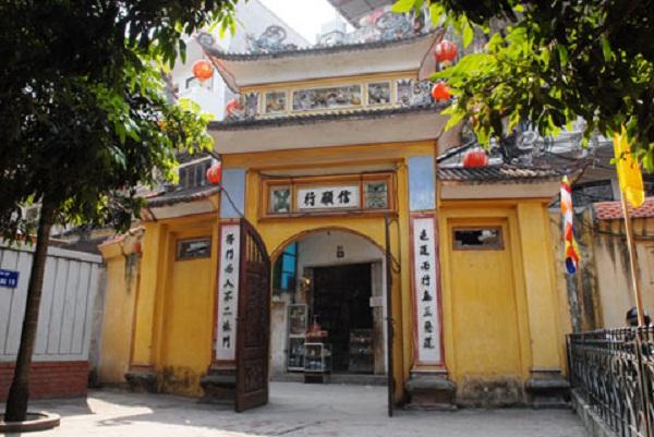 Chùa Liên Phái - Ngôi chùa cổ có giá trị lịch sử và kiến trúc đặc biệt của Kinh thành Thăng Long xưa (18/4/2020)
