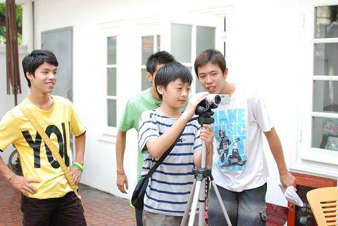 Khóa học làm phim cho tuổi teen trong mùa hè (20/5/20200