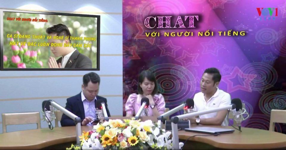 Đăng Thuật và Lê Thanh Phong – hai nghệ sĩ ở hai thế hệ nhưng đều chung một cảm xúc đong đầy khi hát những bài ca về Bác (16/5/2020)