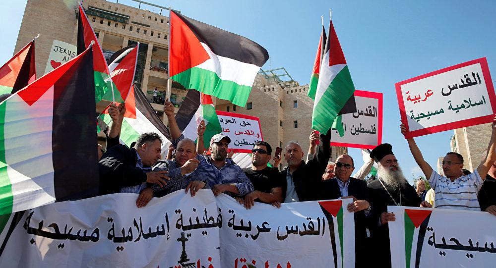Diễn biến nguy hiểm với tiến trình hòa bình Trung Đông (21/5/2020)