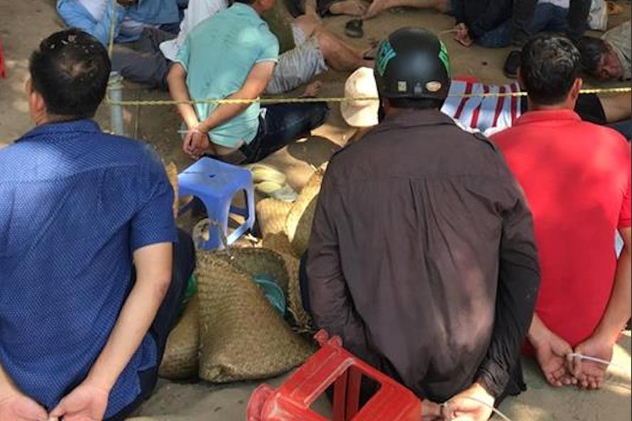 THỜI SỰ 12H TRƯA 2/5/2020: Công an tỉnh Đồng Nai triệt phá sòng bạc lớn, bắt giữ hơn 130 đối tượng.