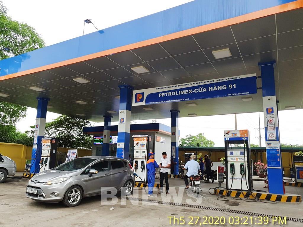 THỜI SỰ 21H30 ĐÊM 27/5/2020: Tập đoàn Xăng dầu đảm bảo cung ứng đủ xăng dầu cho khách hàng.