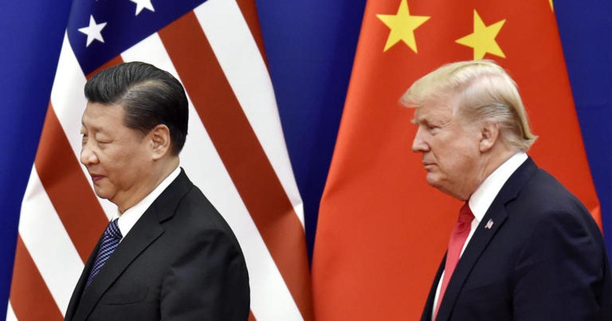 Căng thẳng Mỹ-Trung liệu có dẫn tới cuộc chiến tranh lạnh mới? (18/5/2020)