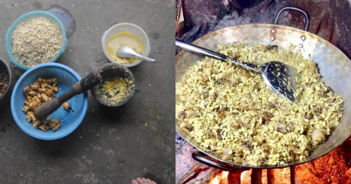 Tẩu Khía - Món ăn đặc trưng của đồng bào Mông ở Hà Giang (22/5/2020)