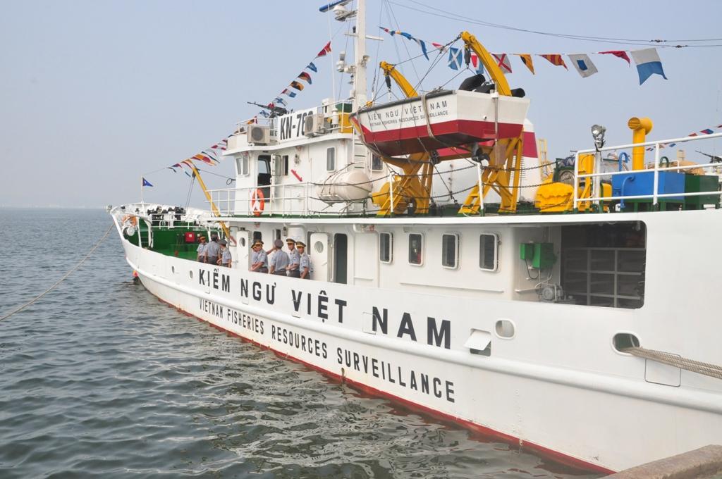 Lực lượng kiểm ngư giúp ngư dân nắm vững pháp luật để khai thác an toàn trên biển (25/5/2020)