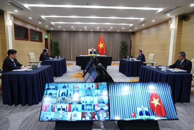 THỜI SỰ 6H SÁNG 5/5/2020: Thủ tướng Nguyễn Xuân Phúc kêu gọi các nước thành viên Phong trào không liên kết đoàn kết, chung tay để chiến thắng COVID-19.