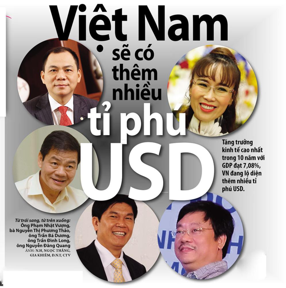 THỜI SỰ 12H TRƯA 25/5/2020: Tạp chí Forbes: Việt Nam đang có 6 tỉ phú USD, tăng 1 người so với năm trước.