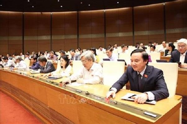 Sửa đổi Luật Tổ chức Quốc hội để tăng chất lượng hoạt động của đại biểu Quốc hội (15/5/2020)