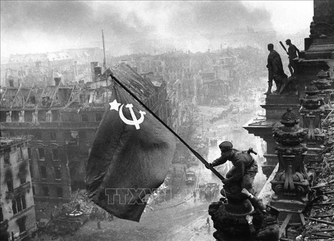 Kỷ niệm 75 năm Ngày chiến thắng Phát xít của Hồng quân Liên Xô và phe đồng minh (9/5/2020)
