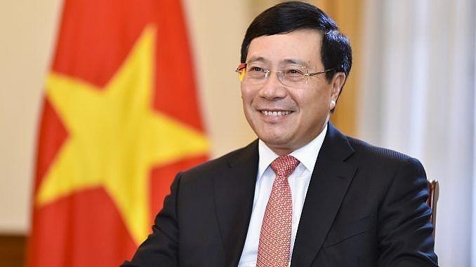 THỜI SỰ 18H 27/06/2020: Phó Thủ tướng, Bộ trưởng Ngoại giao Phạm Bình Minh: Để hòa bình bền vững, các quốc gia cần tương tác trên cơ sở tin cậy, hợp tác, bình đẳng và tôn trọng lẫn nhau.