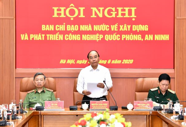 THỜI SỰ 18H CHIỀU 3/6/2020: Thủ tướng Nguyễn Xuân Phúc, Trưởng Ban Chỉ đạo Nhà nước về xây dựng và phát triển công nghiệp quốc phòng, an ninh yêu cầu tiếp tục kiện toàn tổ chức công nghiệp quốc phòng trong thời gian tới