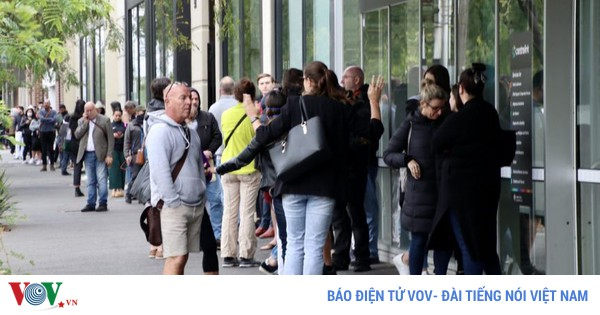 Tỷ lệ thất nghiệp tại Ôtxtrâylia lên đến mức cao nhất trong gần 2 thập kỷ qua (18/6/2020)