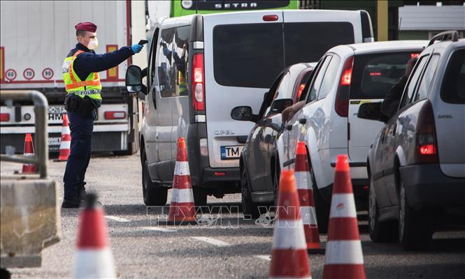 Châu Âu bước đầu thống nhất về vấn đề mở cửa biên giới (30/6/2020)