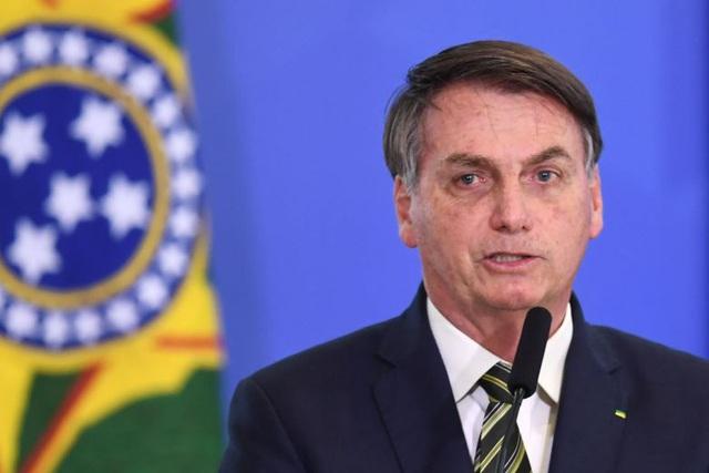 Tổng thống Braxin Jair Bolsonaro bị chỉ trích là thiếu minh bạch về tình hình dịch bệnh Covid-19 tại nước này (10/6/2020)