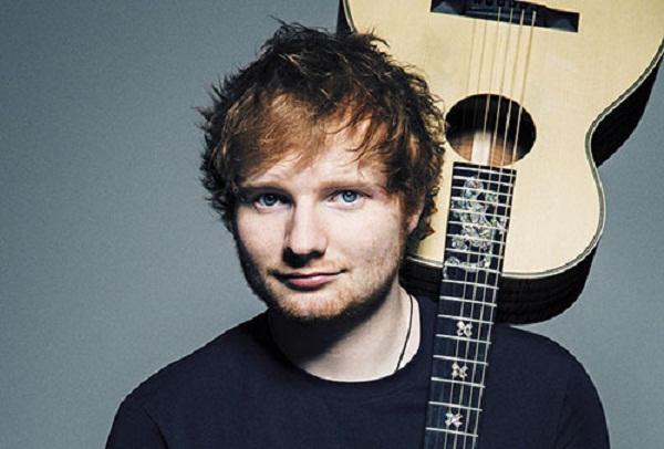Những bản tình ca ngọt ngào của Ed Sheeran - Ca sỹ được mệnh danh là