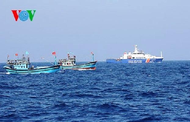 Phát triển bền vững kinh tế biển gắn với bảo vệ chủ quyền biển đảo (9/6/2020)