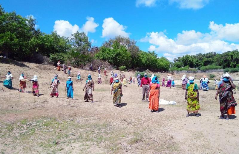 Người dân nông thôn Ấn Độ chịu ảnh hưởng nặng nề vì dịch covid-19 (25/6/2020)