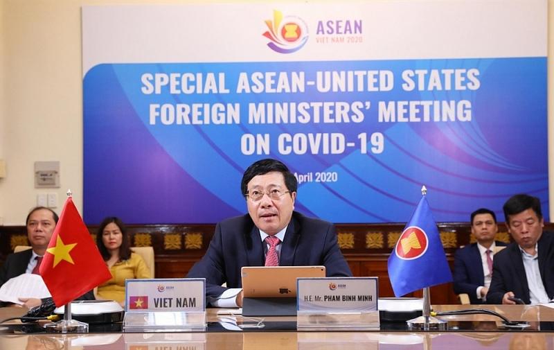 Việt Nam dẫn dắt ASEAN đối mặt với thách thức do đại dịch Covid-19 (26/6/2020)