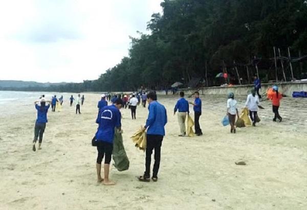 Bảo vệ môi trường biển từ những hành động nhỏ (11/6/2020)