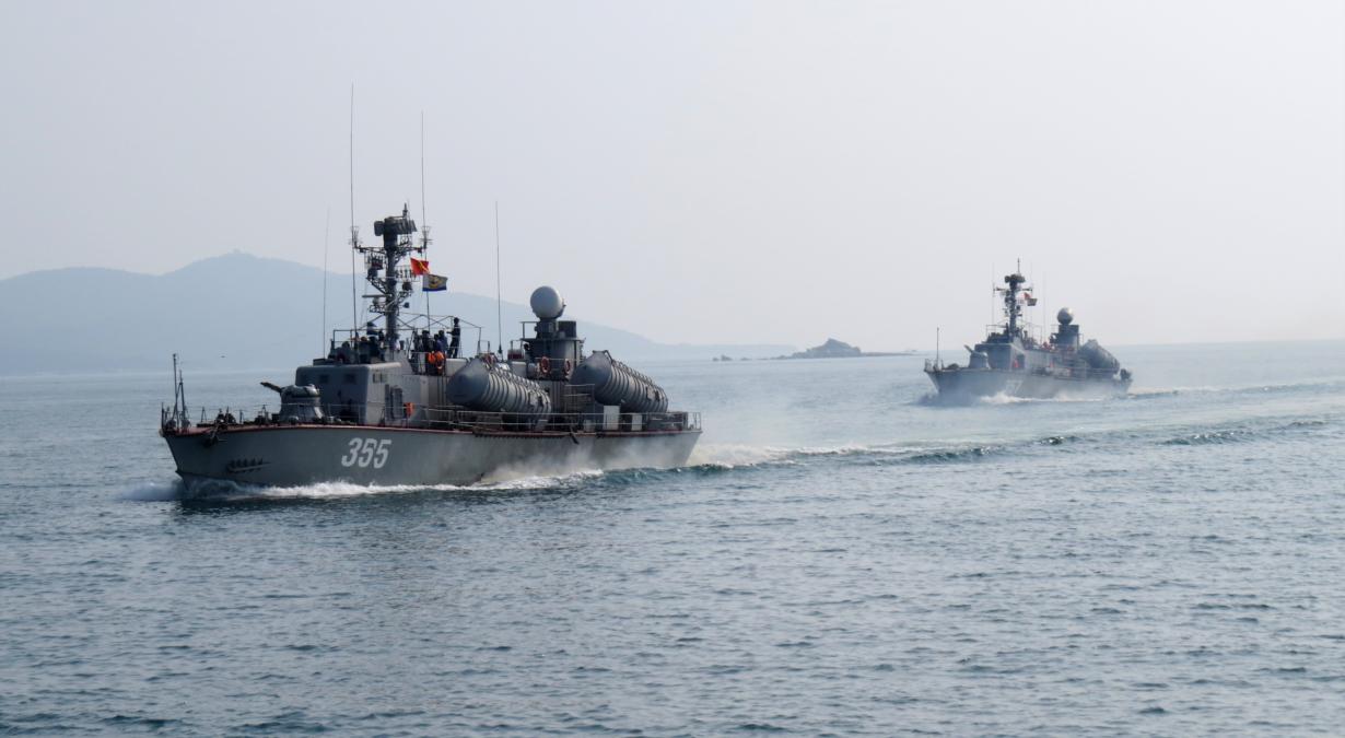 Vùng 1 Hải quân quyết tâm thực hiện nhiệm vụ bảo vệ chủ quyền biển đảo (25/6/2020)