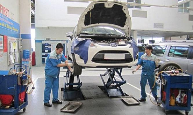 Nghề công nghệ ô tô - Sẵn việc, thu nhập cao (28/6/2020)