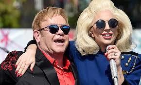 """Ca khúc """"Sine From Above"""" đánh dấu chặng đường đồng hành 1 thập kỷ giữa Lady Gaga và Elton John (12/6/2020)"""