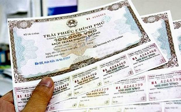 Huy động thành công 6.400 tỷ đồng trái phiếu Chính phủ do Kho bạc Nhà nước phát hành (18/6/2020)