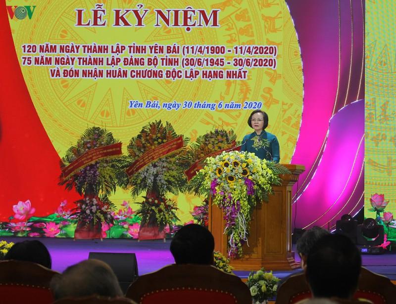 THỜI SỰ 18H CHIỀU 30/6/2020: Yên Bái kỷ niệm 120 năm Ngày thành lập tỉnh và đón nhận Huân chương Độc lập hạng Nhất.