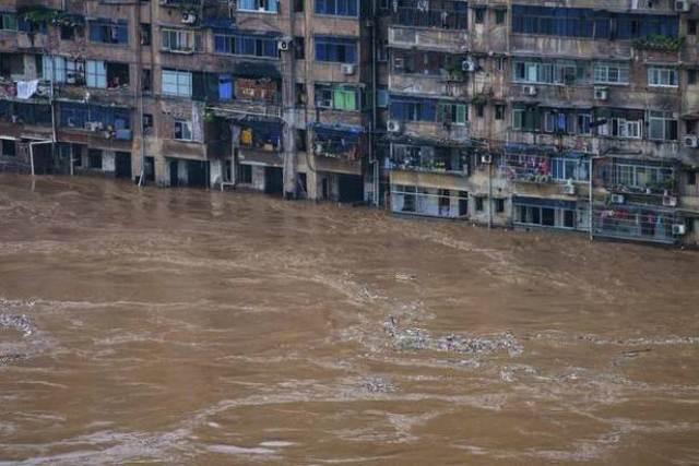 Lũ lụt ảnh hưởng nặng nề tới cuộc sống người dân Trung Quốc (7/7/2020)