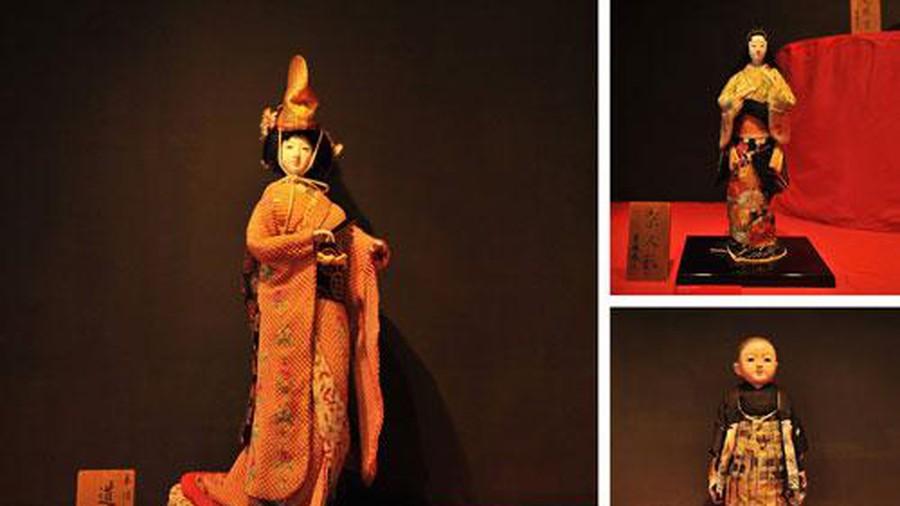 """Triển lãm """"Búp bê truyền thống của Nhật Bản"""": Cầu nối văn hóa Nhật Bản với người dân Việt Nam (13/7/2020)"""