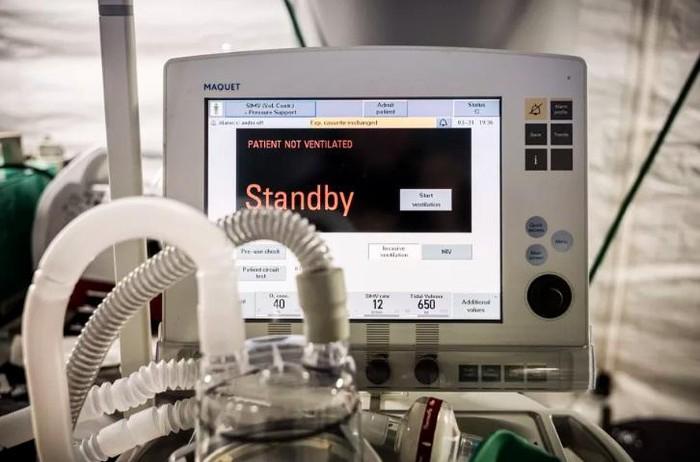 Mexico ra mắt 2 dòng máy thở mới phục vụ chữa trị các bệnh nhân mắc Covid- 19. (16/07/2020)