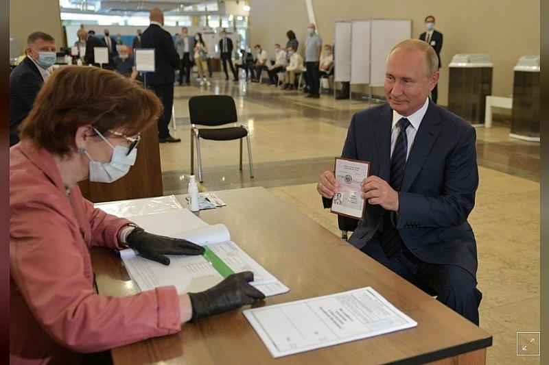 Hiến pháp mới – khởi đầu mới cho nước Nga? (5/7/2020)