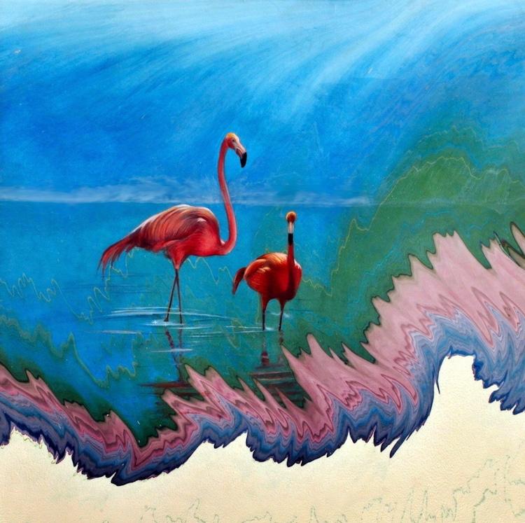 Ebru - Nghệ thuật vẽ tranh trên mặt nước độc đáo ở Thổ Nhĩ Kỳ (18/07/2020)