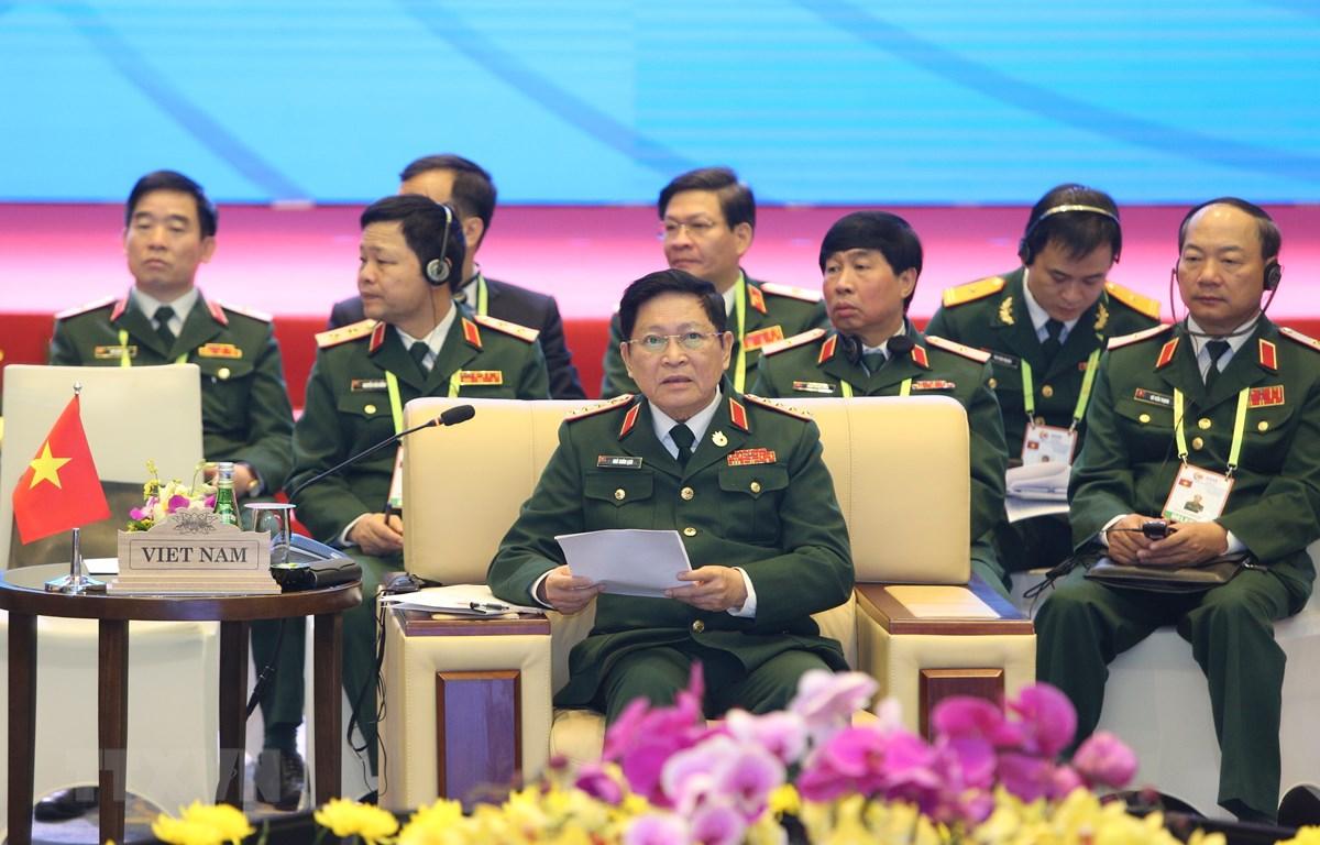 Các nước ASEAN cam kết thúc đẩy hợp tác thực chất trong lĩnh vực quốc phòng (8/7/2020)