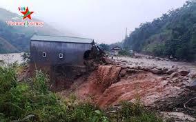 Chủ động phòng chống lũ, sạt lở đất trước mùa mưa ở Lai Châu, các hồ thủy lợi ở Đắk Lắk chủ động đón lũ (31/7/2020)