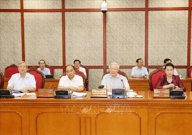 THỜI SỰ 18H CHIỀU 17/07/2020: Tổng bí Thư, Chủ tịch nước Nguyễn Phú Trọng đặt mục tiêu 5 năm tói cho thành phố Cần Thơ.