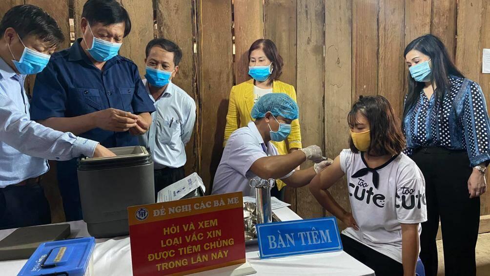 Bộ Y tế họp khẩn phòng chống bệnh bạch hầu (7/7/2020)