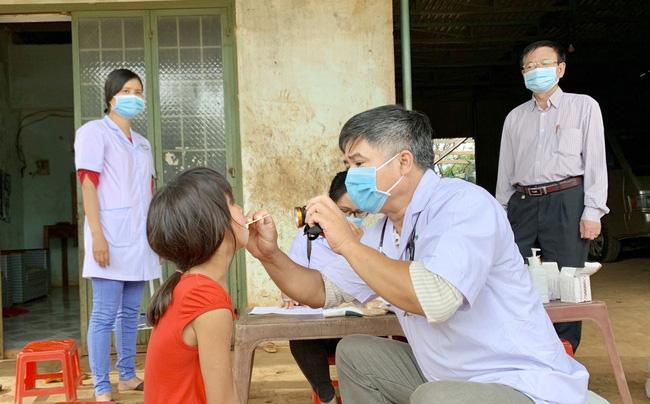 Những nỗ lực dập bệnh Bạch hầu ở Tây Nguyên (6/7/2020)