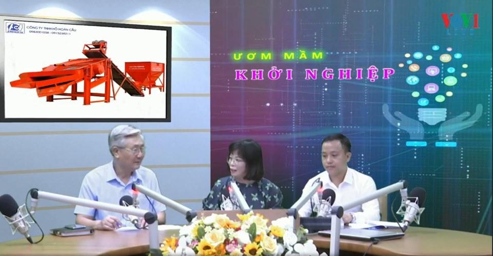 Khởi nghiệp đổi mới sáng tạo trong lĩnh vực nghiên cứu, sáng chế máy móc phục vụ sản xuất- startup Việt cần gì? (23/8/2020)