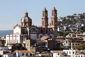 Taxco: Thành phố chế tác bạc nổi tiếng của Mexico (22/8/2020)