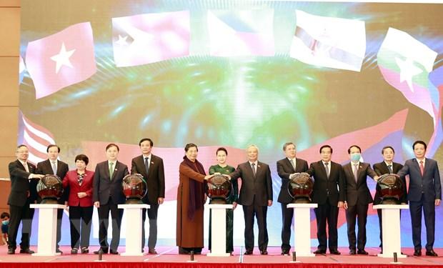 THỜI SỰ 18H CHIỀU 13/8/2020: Chủ tịch QH Nguyễn Thị Kim Ngân dự Lễ công bố trang thông tin điện tử, ứng dụng di động và bộ nhận diện của AIPA 2020