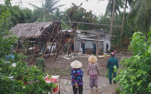 THỜI SỰ 21H30 ĐÊM 3/8/2020: Mưa hoàn lưu sau bão số 2 gây nhiều thiệt hại tại các tỉnh đồng bằng sông Cửu Long