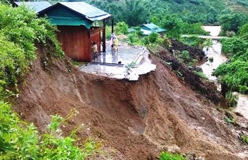 Yên Bái chủ động ứng phó với khả năng mưa lớn diện rộng (1/8/2020)