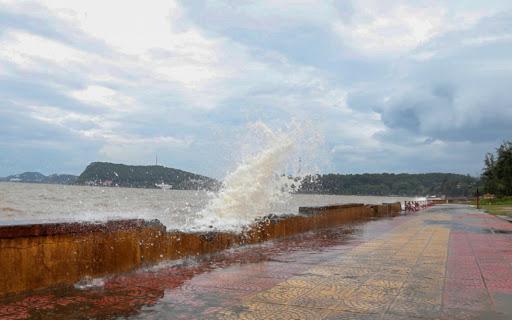 THỜI SỰ 6H SÁNG 16/9/2020: Áp thấp nhiệt đới trên biển Đông mạnh lên thành bão số 5 hướng về đất liền các tỉnh, thành phố ven biển từ Thanh Hóa đến Bình Thuận