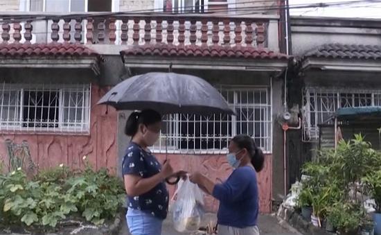 Đổi đồ lấy thực phẩm trong mùa dịch COVID-19 ở Philippines (14/9/2020)