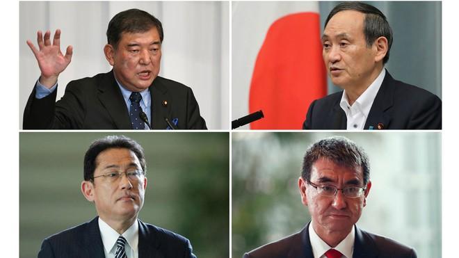 Đảng Dân chủ Tự do cầm quyền bầu Chủ tịch Đảng: Gương mặt nào sẽ kế nhiệm Thủ tướng Abe Shinzo? (14/9/2020)