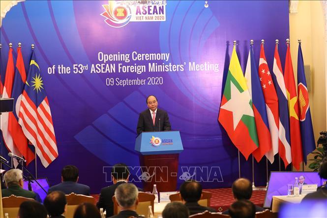 THỜI SỰ 6H SÁNG 9/9/2020: Sáng nay, Hội nghị Bộ trưởng Ngoại giao ASEAN lần thứ 53 khai mạc theo hình thức trực tuyến